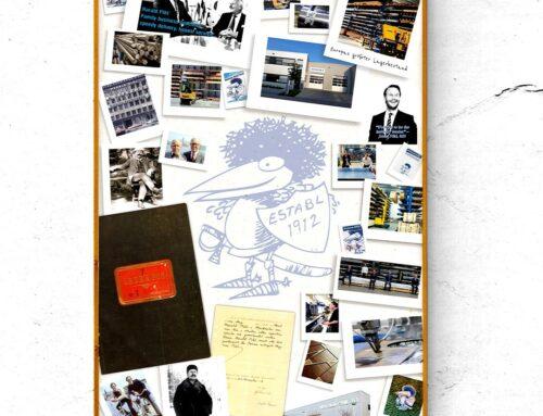 Collage für die HARALD PIHL GmbH